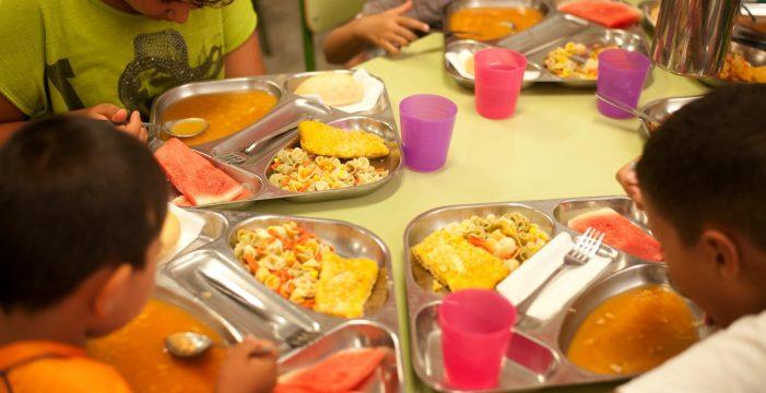 El Estado aprueba 765.500 euros para los comedores de verano escolares en Canarias
