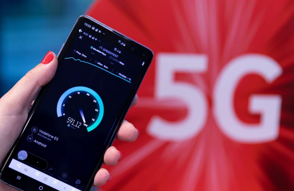 Vodafone es una de las compañías que ya está implantando el 5G. EP