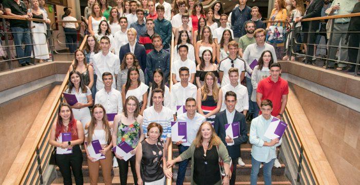 La Universidad de La Laguna aplaude el esfuerzo y la excelencia