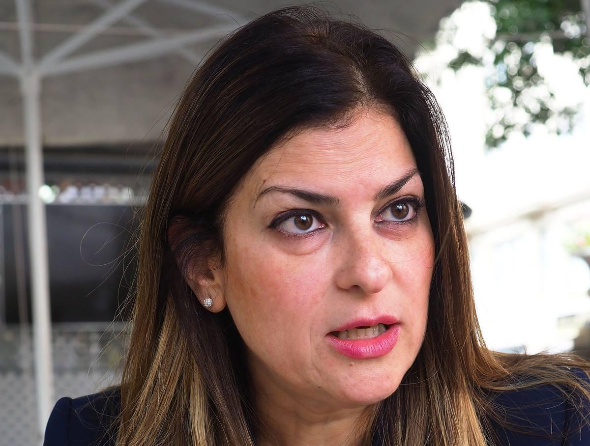 Ciudadanos ya ha expulsado provisionalmente a su concejal en Santa Cruz de Tenerife Matilde Zambudio. S. Méndez