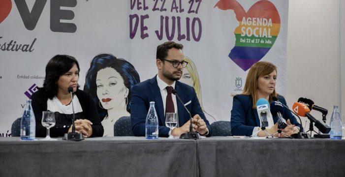 El Love Festival abre las puertas a la integración y la pluralidad