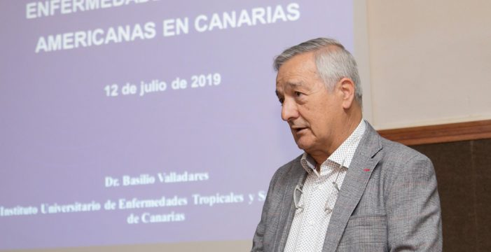 """Basilio Valladares: """"Siempre será muchísimo más barato prevenir que curar"""""""