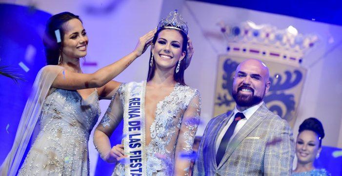 Idayra Borges Tena, elegida Reina de las Fiestas de Julio 2019