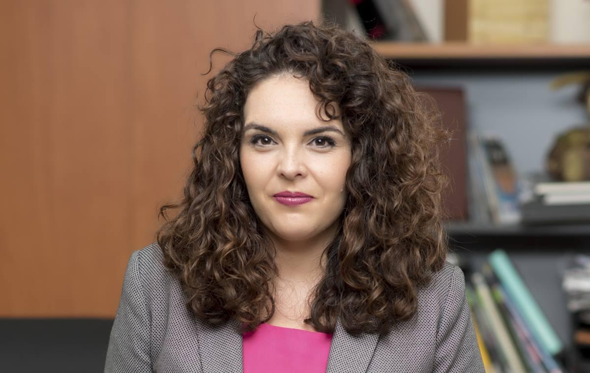Jennifer Miranda lideró la lista del PSOE en Granadilla el 26-M. DA
