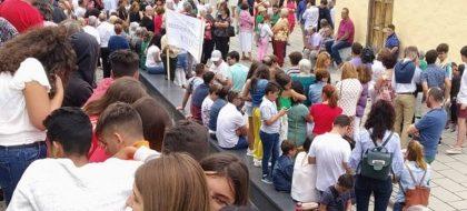 El obispo dice que el traslado del cura Rubén está en manos del prelado de León