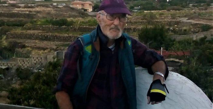 """Mario Pérez Damas, montañero: """"Más que una afición, la montaña es una filosofía"""""""