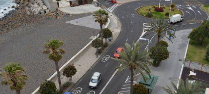 Falta de previsión municipal en las obras de la Avenida Marítima
