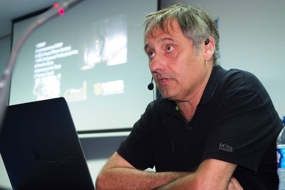 Félix Bergés, CEO de El Ranchito, anunció que la intención de la empresa es quedarse en Tenerife para aprovechar que el mercado de las series está en auge. Sergio Méndez