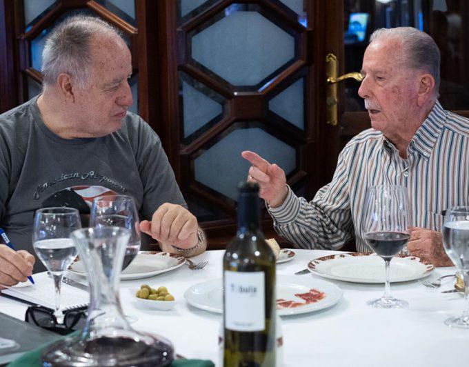 """Trino Garriga: """"Yo, que tengo 90 años, volvería al periodismo activo si me llamaran"""""""
