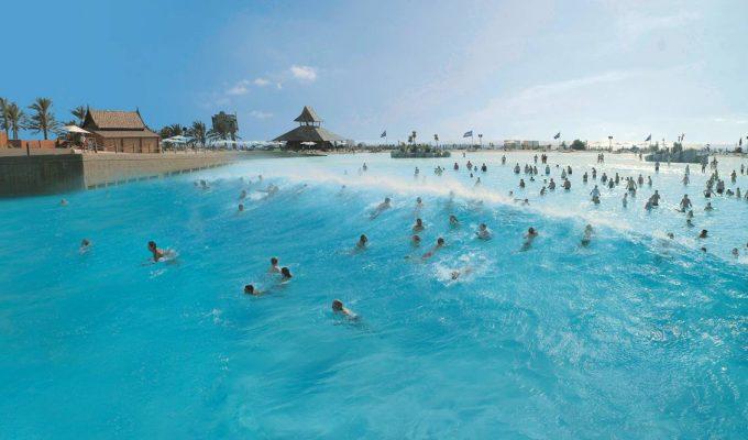 Son ya seis años seguidos los que lleva el Siam Park liderando el ranking mundial de parques acuáticos. DA