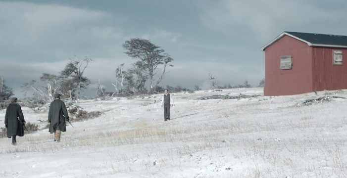 'Blanco en blanco', primer filme canario en la Mostra de Venecia