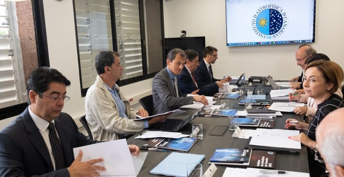 Todas las instituciones están listas para acoger el TMT en La Palma