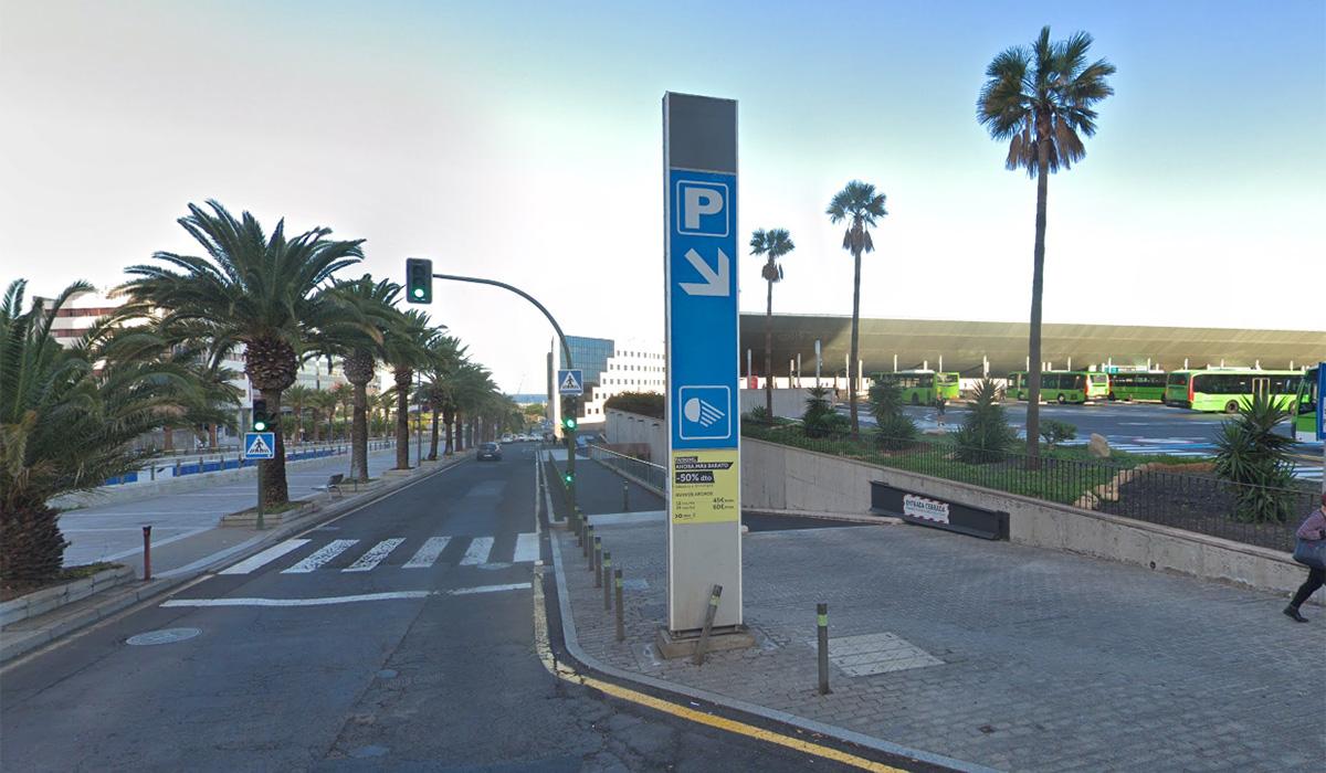 Parkings baratos Santa Cruz Tenerife Intercambiador
