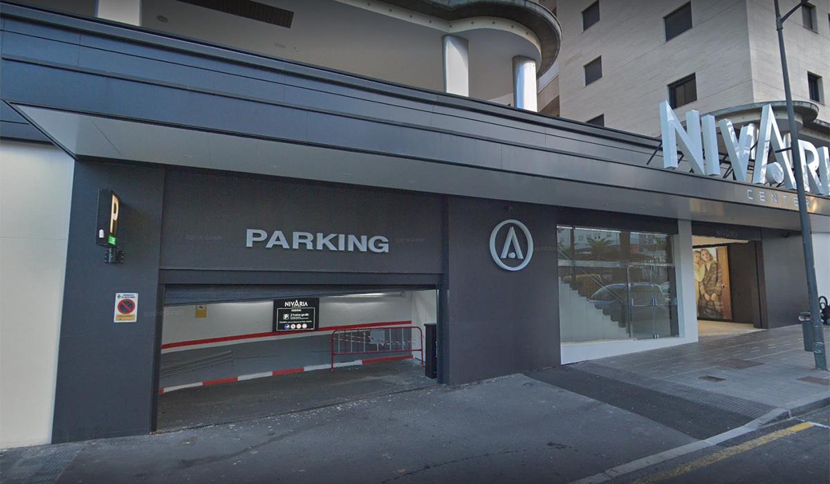 Parkings baratos Santa Cruz Tenerife Nivaria Center