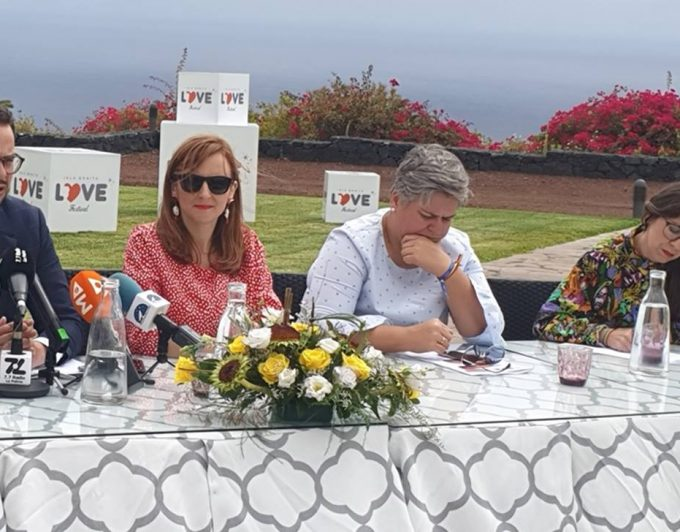 El Love, el camino para acabar con el 'exilio' del colectivo LGTBI+ de La Palma