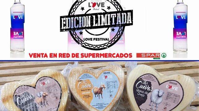 Los productos exclusivos del Love y el compromiso empresarial