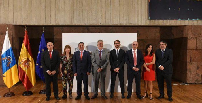 Siete nuevos altos cargos del Gobierno de Canarias toman posesión