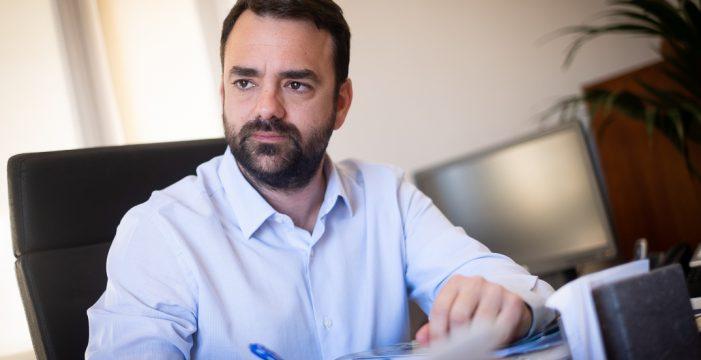 Aarón Afonso (PSOE) será la mano derecha de Pedro Martín