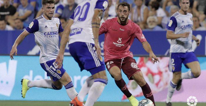 Filip Malbasic, peleado con el gol