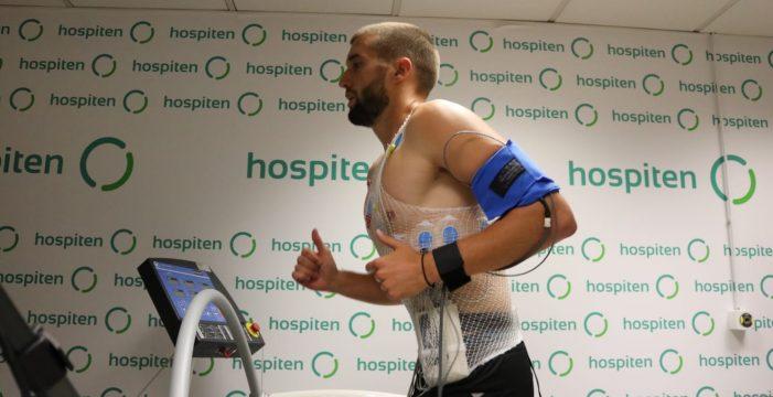 Nikola Sipcic pasa el reconocimiento médico en Hospiten y viaja a Portugal