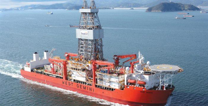 Hidramar comienza los trabajos de reparación en el buque perforador West Gemini