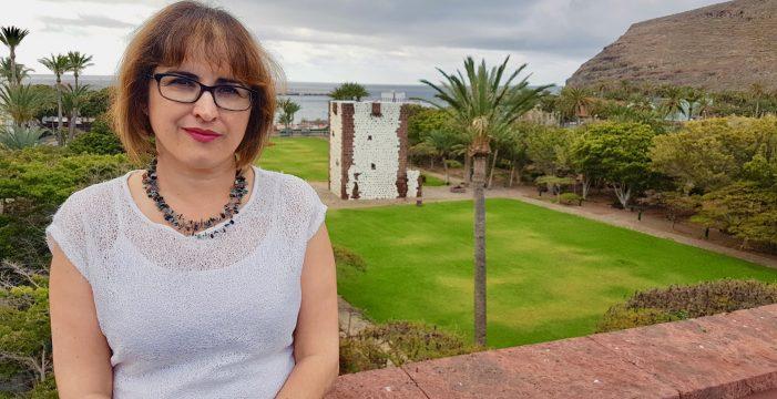 Entrevista a Rosa Elena García, Consejera de Deportes del Cabildo de La Gomera