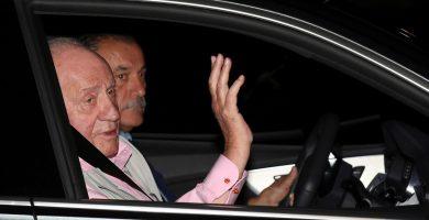 Concluye con éxito la operación de corazón del Rey Juan Carlos