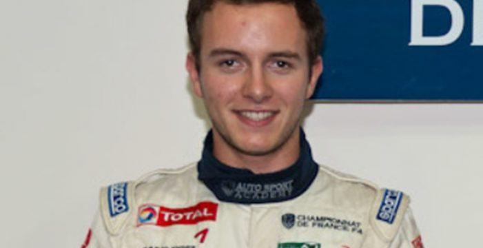 Fallece el piloto Antoine Hubert tras sufrir un accidente en Spa Francorchamps