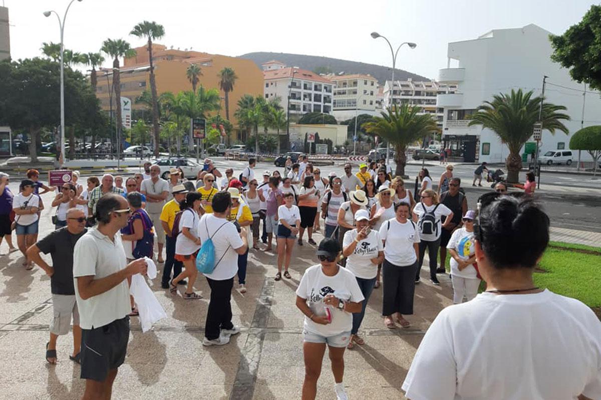 Asociación Kellys Unión de Tenerife 2