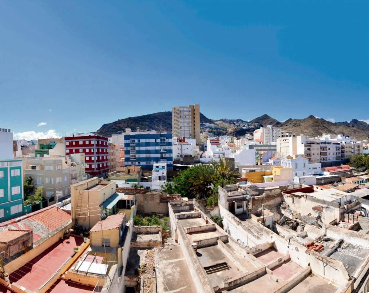 Urbanismo baraja elaborar de nuevo el Plan Especial de El Toscal