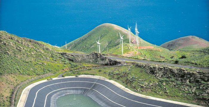 El Hierro, más cerca de ser la isla de Europa 100% renovable tras el récord de Gorona del Viento
