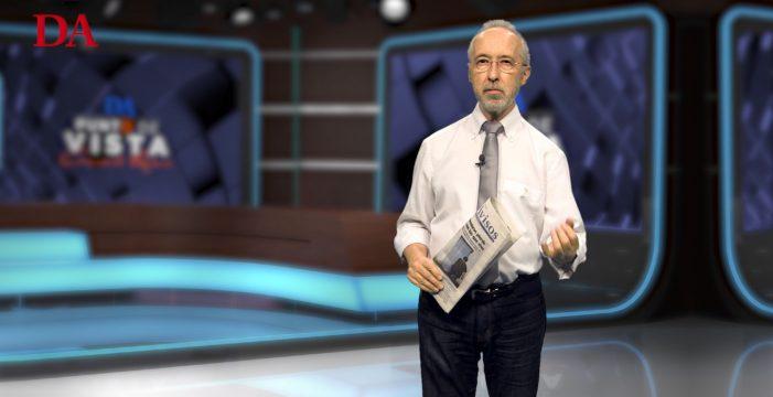 """""""El Gobierno anterior ha dejado un pufo de 430 millones"""", en el Punto de Vista con Carmelo Rivero"""