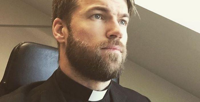 Oskar Arngårde: así es el cura de moda adicto al crossfit
