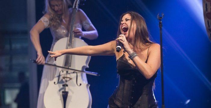La cantante canaria Cristina Ramos da su primer concierto en Estados Unidos