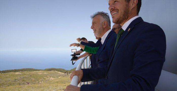 Rebolo subraya la unión de todas las Administraciones para construir el TMT en la Isla