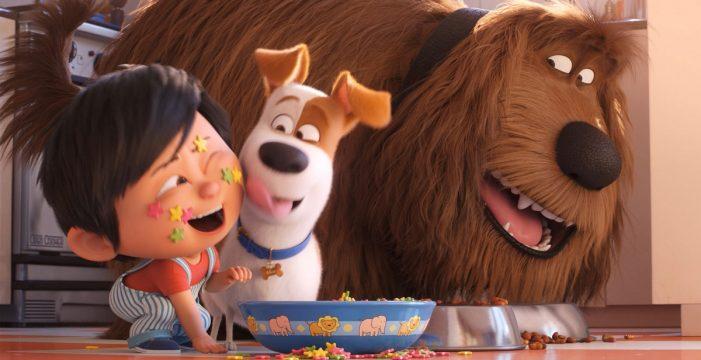 La vida secreta de las 'Mascotas' vuelve a los cines