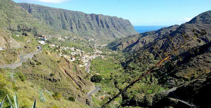 Hermigua, el único pueblo de Canarias sin ningún policía