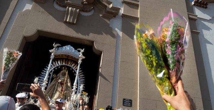 El día grande de la Patrona de Canarias, en imágenes