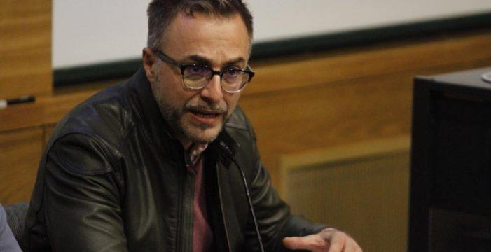 El canario Rafael-José Díaz presenta su primera antología en Colombia