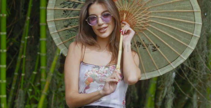 Así suena 'Sayonara', la nueva canción de la tinerfeña Ana Guerra