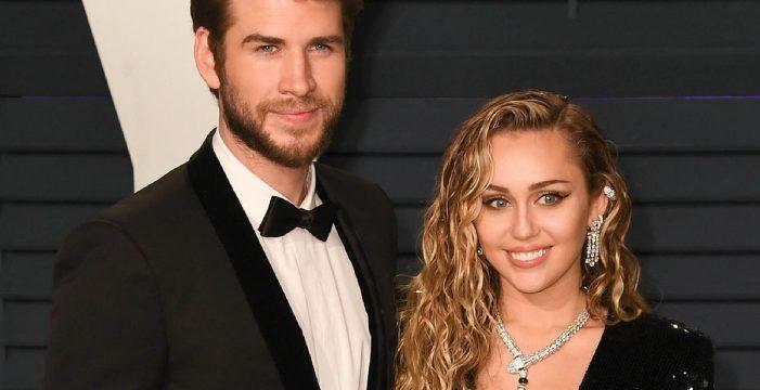 Miley Cyrus y Liam Hemsworth se separan y la cantante ya tiene sustituta