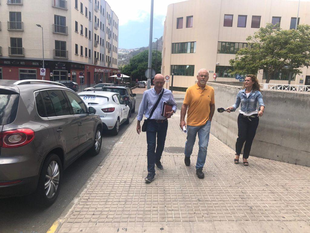 El hombre que provocó el fuego en Gran Canaria elude la prisión pagando 25.000 euros. Aday Sánchez / Canarias 7