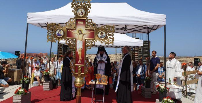 Adeje acogerá el primer templo ortodoxo ruso en Canarias