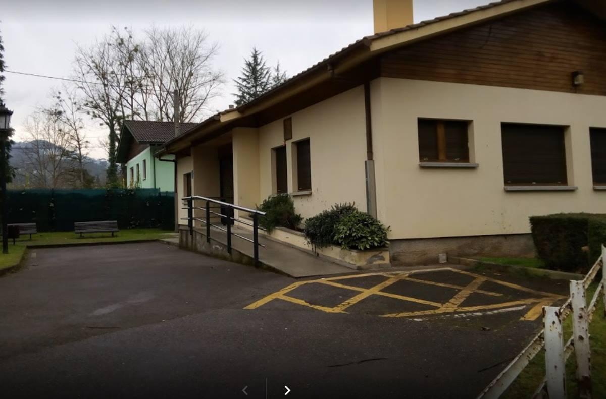 Centro de salud de Las Caldas. Google