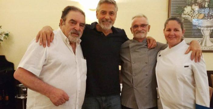 George Clooney, en Tenerife para preparar su próxima película