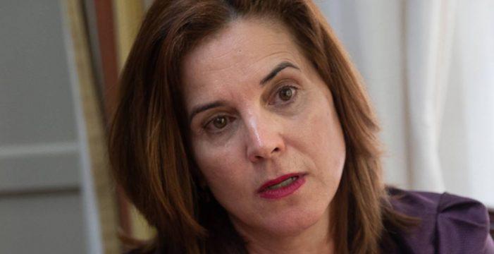 """Teresa Cruz Oval: """"Ha sido sorprendente la falta de planificación que hay de las necesidades sanitarias de Canarias"""""""