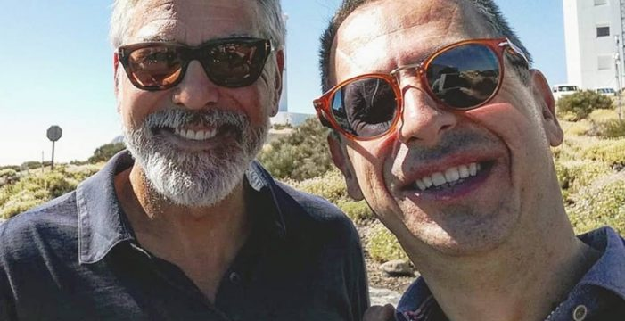 Clooney busca localizaciones para una película postapocalíptica