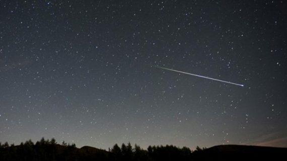 Esta noche será la mejor para observar la lluvia de estrellas, con permiso de la Luna