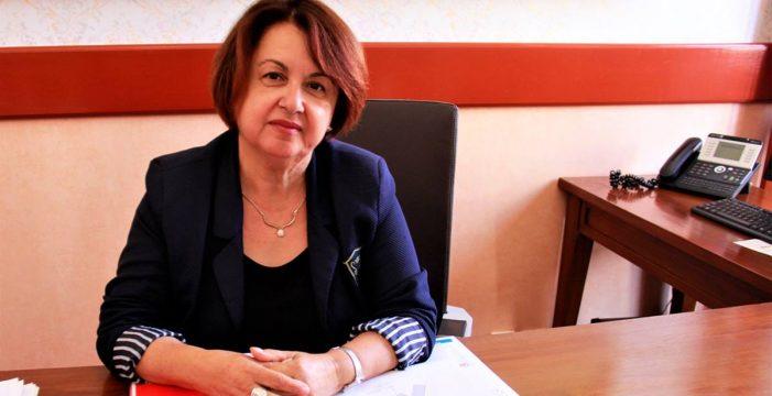 """Josefa Mesa: """"Con Pedro Martín en el Cabildo se desatascarán los grandes proyectos del municipio y del Sur"""""""