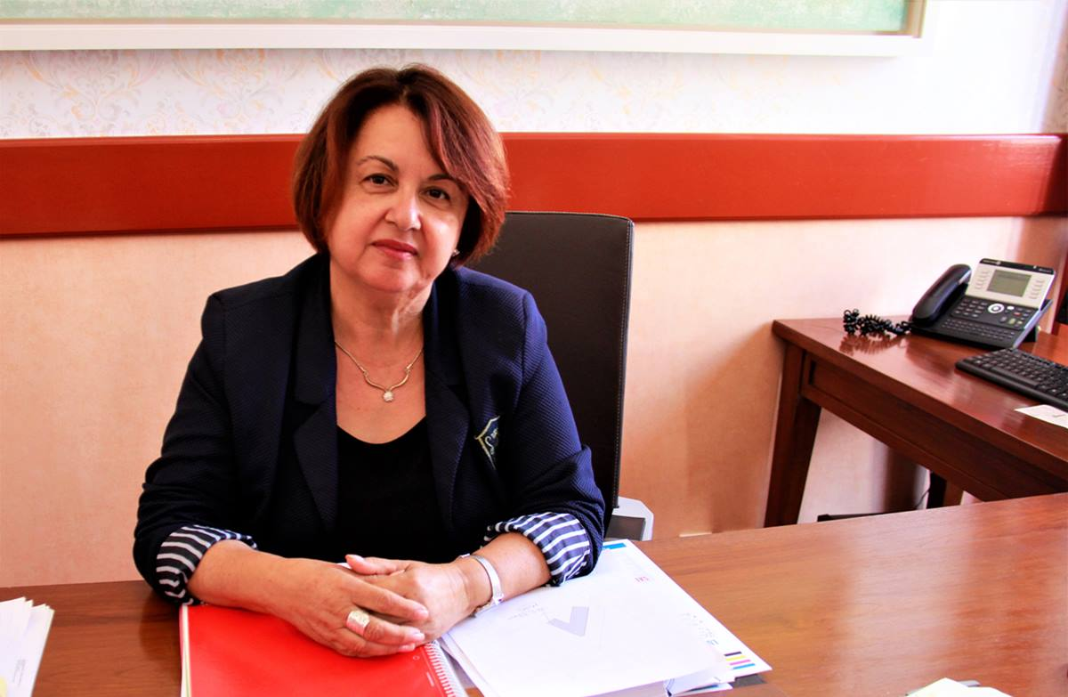 Josefa Mesa, alcaldesa de Guía de Isora. DA